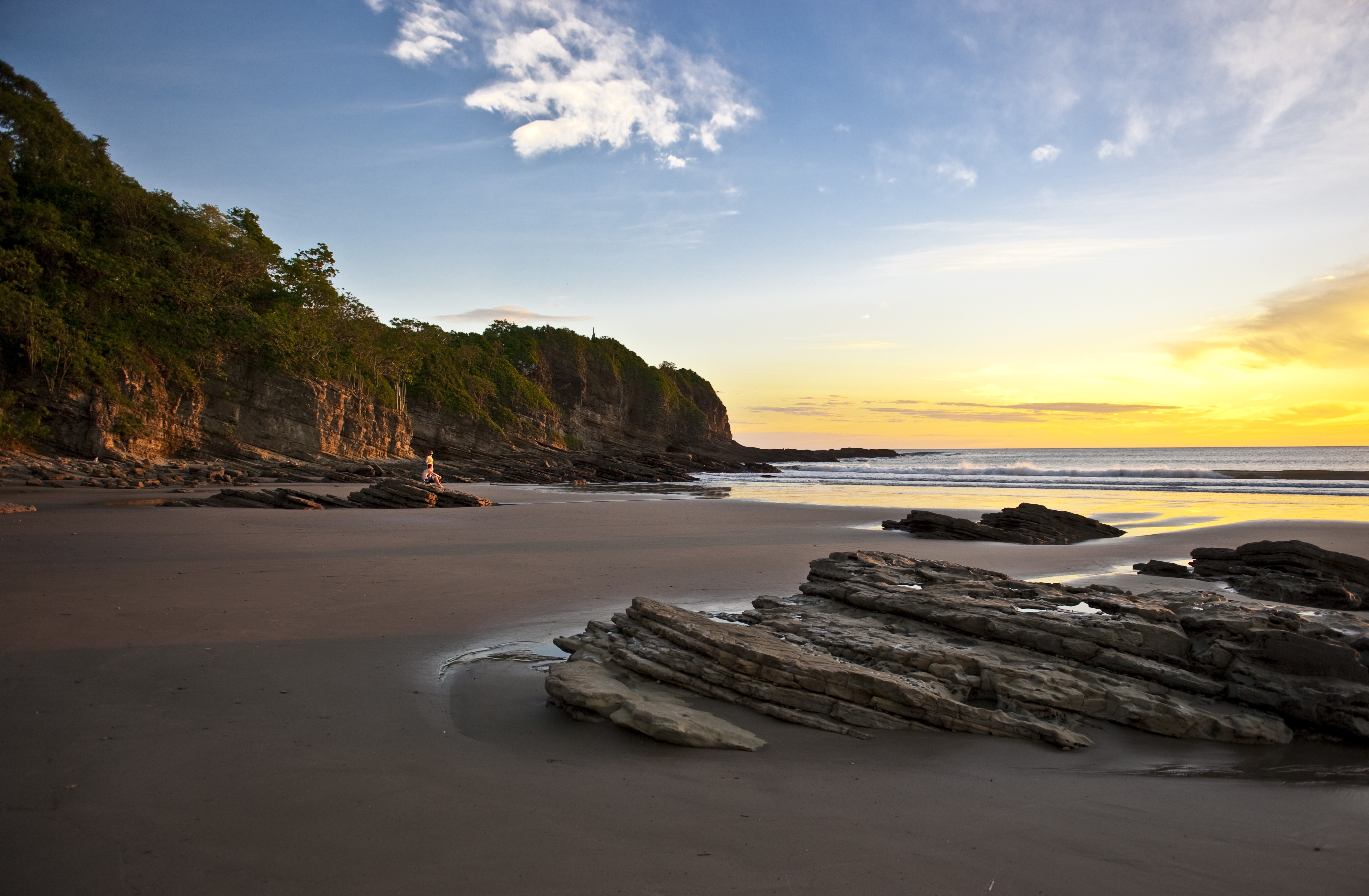 Playa-de-Nicaragua