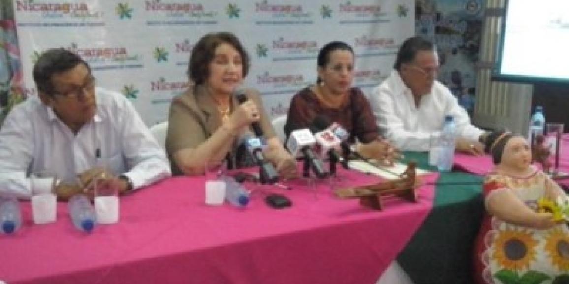 PRESENTAN PLAN NICARAGUA NUESTRA / VERANO 2015