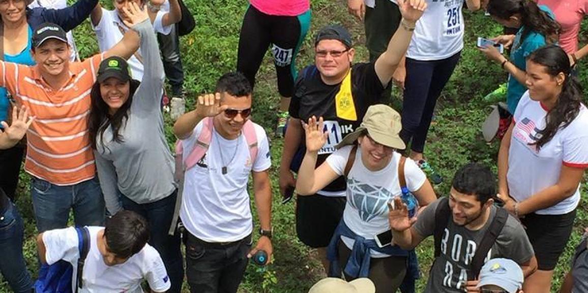 Culmina con gran éxito el Reto Extremo San Cristóbal 2015
