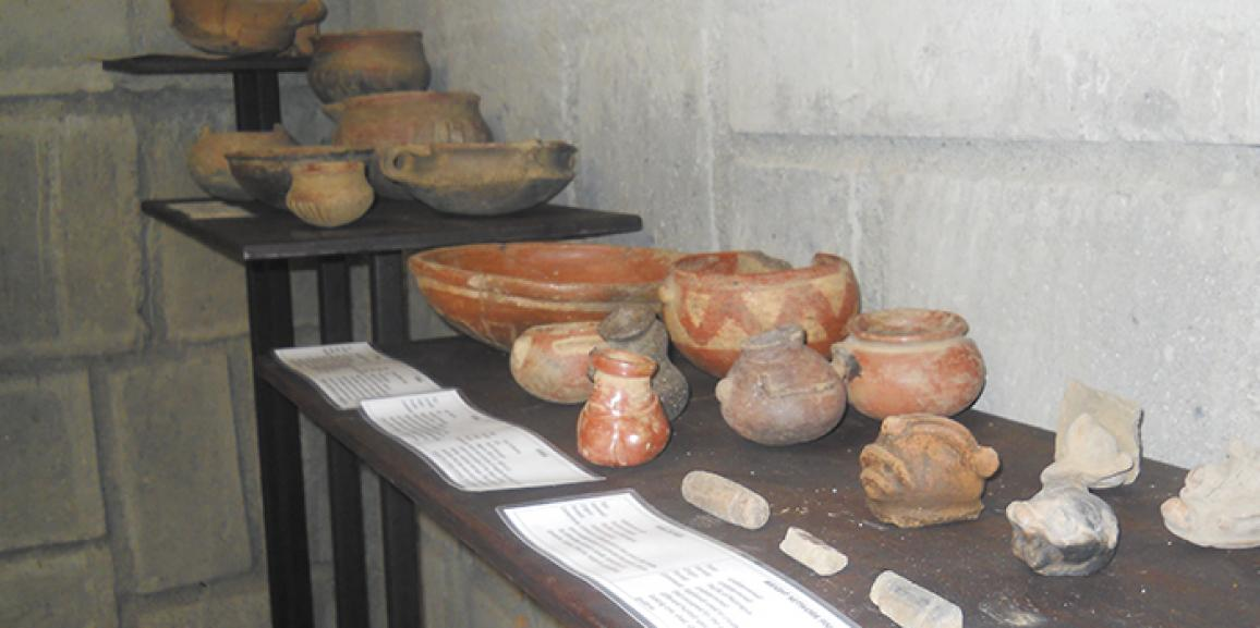 Isla Zapatera estrena aula arqueológica