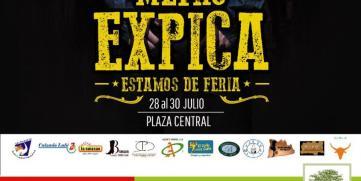 """""""Solo Cuero"""", Metro Expica 2015"""