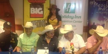 Anuncian recorrido de las hípicas de Managua