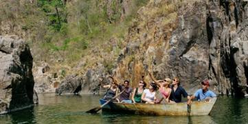 Un Guía Turístico del Cañón de Somoto