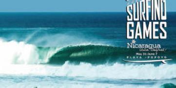 Playa Popoyo se prepara para la ISA WORD SURF 2015