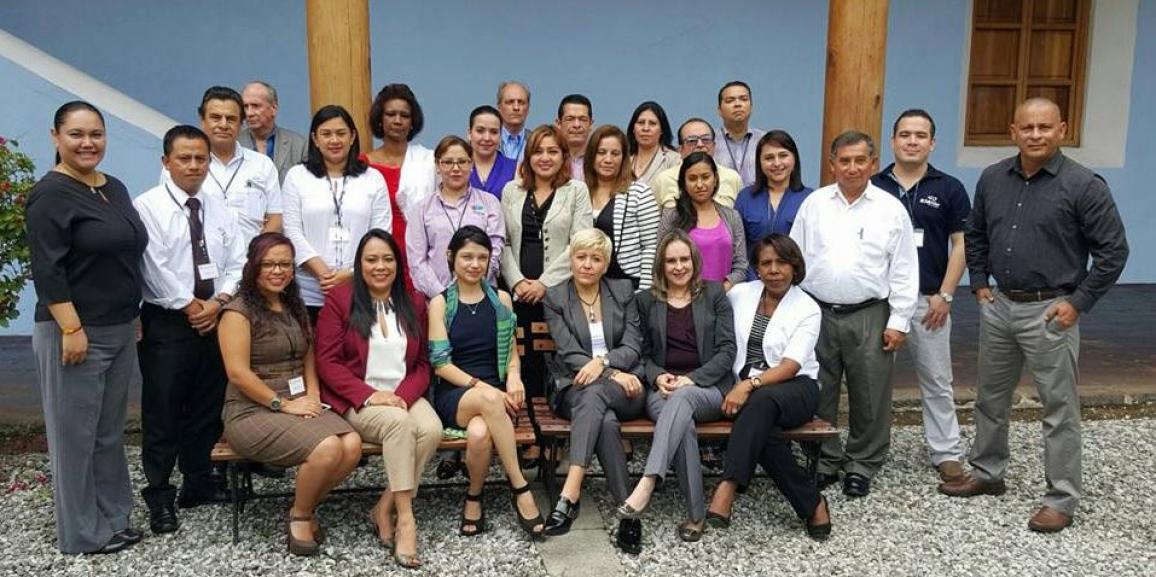 Taller Comité Regional de Calidad y Sostenibilidad Turística Centroamericano (CCASTUR)
