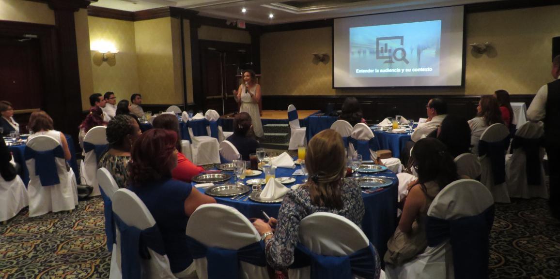 CANATUR realiza exitosa Conferencia- almuerzo; Relaciones Públicas para Turismo
