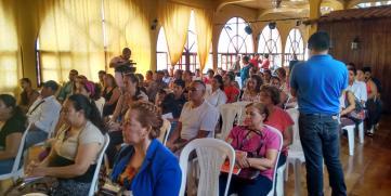 CANATUR  Capitulo Matagalpa con buena participación en el territorio
