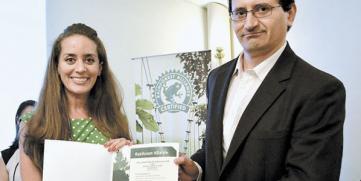 Hotel Plaza Colón recibe certificación en Sostenibilidad