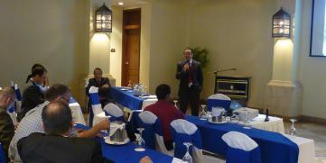 ASHOTNIC capacita sus socios:  Imparten conferencia sobre uso y gestión de las TIC
