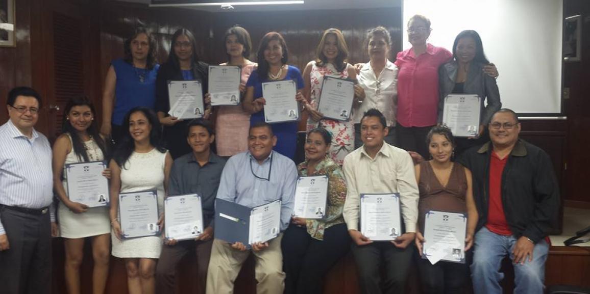 """Miembros de CANATUR reciben """"Diplomado en Marketing Estratégico y Gestión Turística"""""""