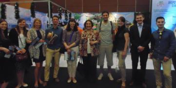 Socios de CANATUR presentes en la EUROFERIA 2015