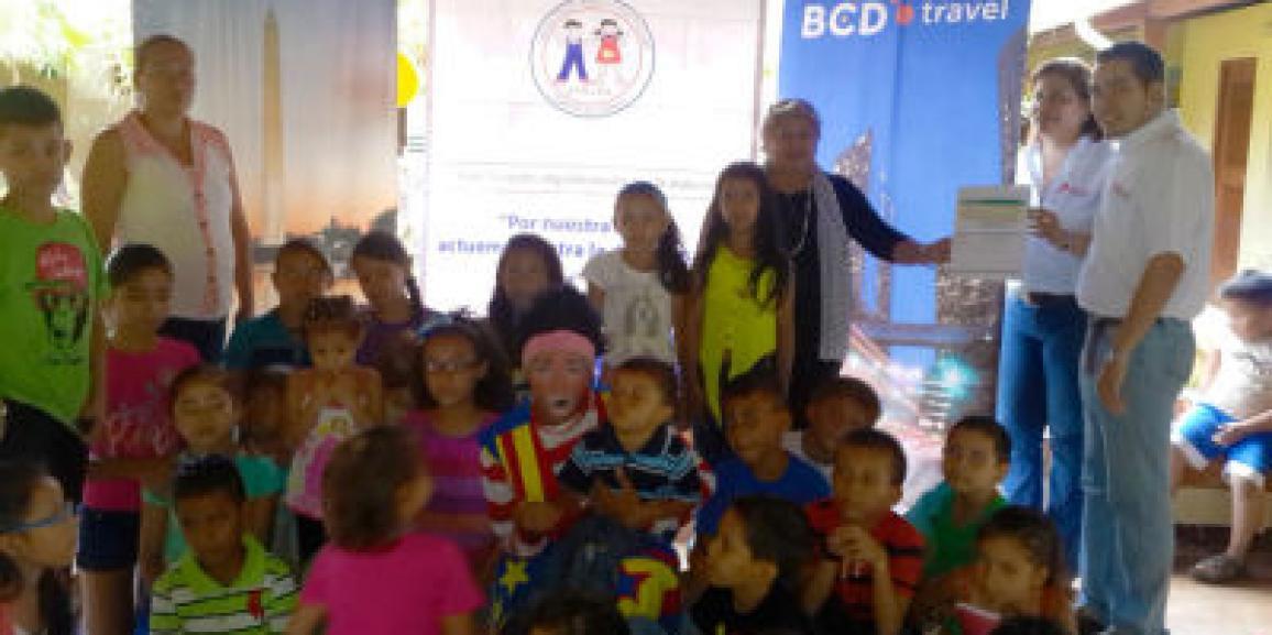 Donación de $4,000 a la Asociación de Padres y Niños Diabéticos de Nicaragua – BCD Travel y Viajes Premier