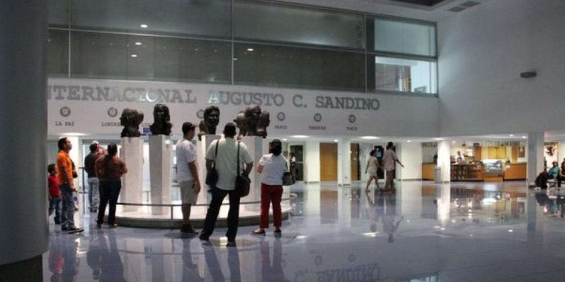 CANATUR destaca mejoras en el Aeropuerto Augusto C. Sandino
