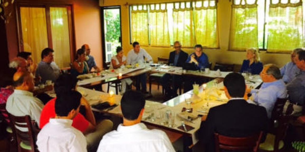 ANID Continua labor para facilitar el Desarrollo de las Inversiones Inmobiliarias y Turísticas en Nicaragua