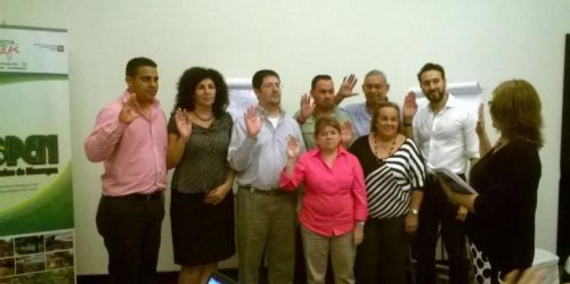 HOPEN elige nueva Junta Directiva periodo 2015-2017