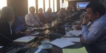 Cosep reconoce labor de la comisión nacional de aeropuertos