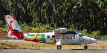 La aerolínea regional Nature Air incrementa sus conexiones desde/hacia el aeropuerto Internacional de Ometepe
