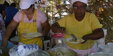Exitosa XX Feria Gastronómica del Mar en Corinto, Chinandega