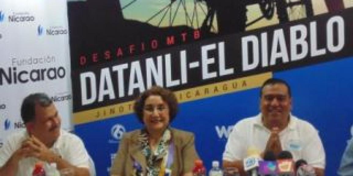 Abril 19, Desafío MTB-Datanli El Diablo 2015
