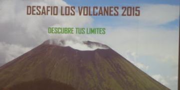 """GRAN LANZAMIENTO """"DESAFIO LOS VOLCANES 2015"""""""
