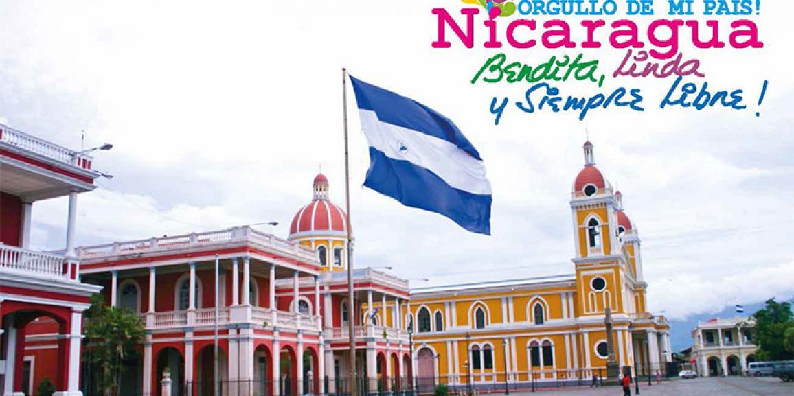"""Nicaragua lanza Campaña Turística """"Orgullo de mi País"""""""