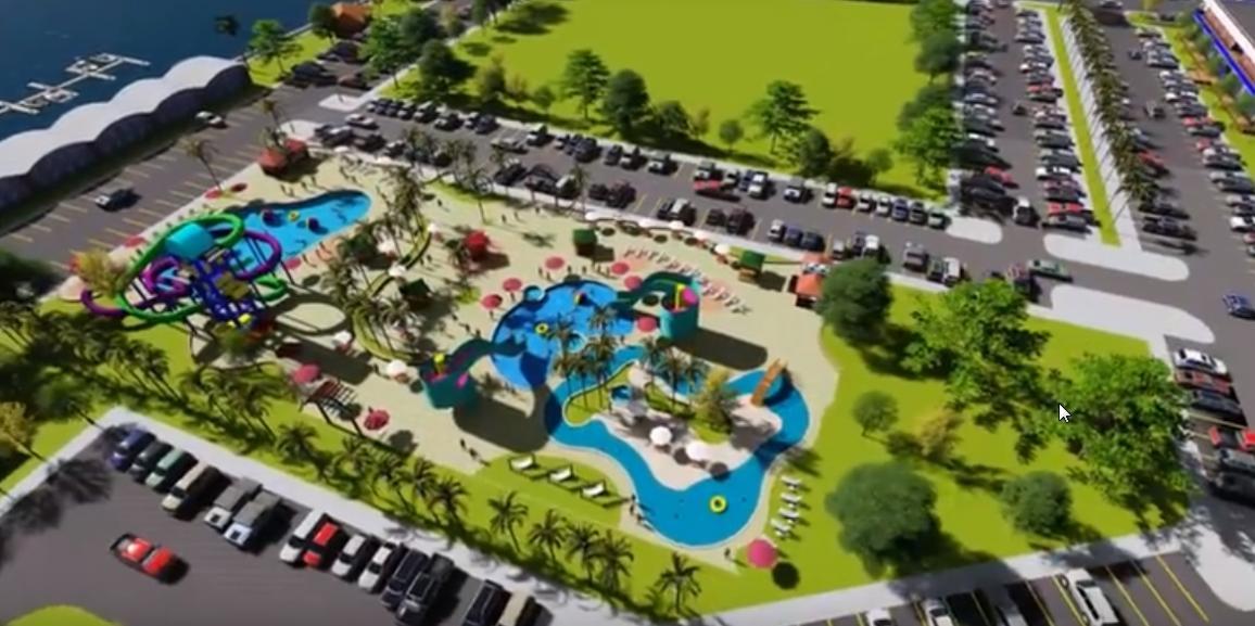 Great Parks invertirá 4.5 millones de dólares en el primer Parque Acuático en Nicaragua