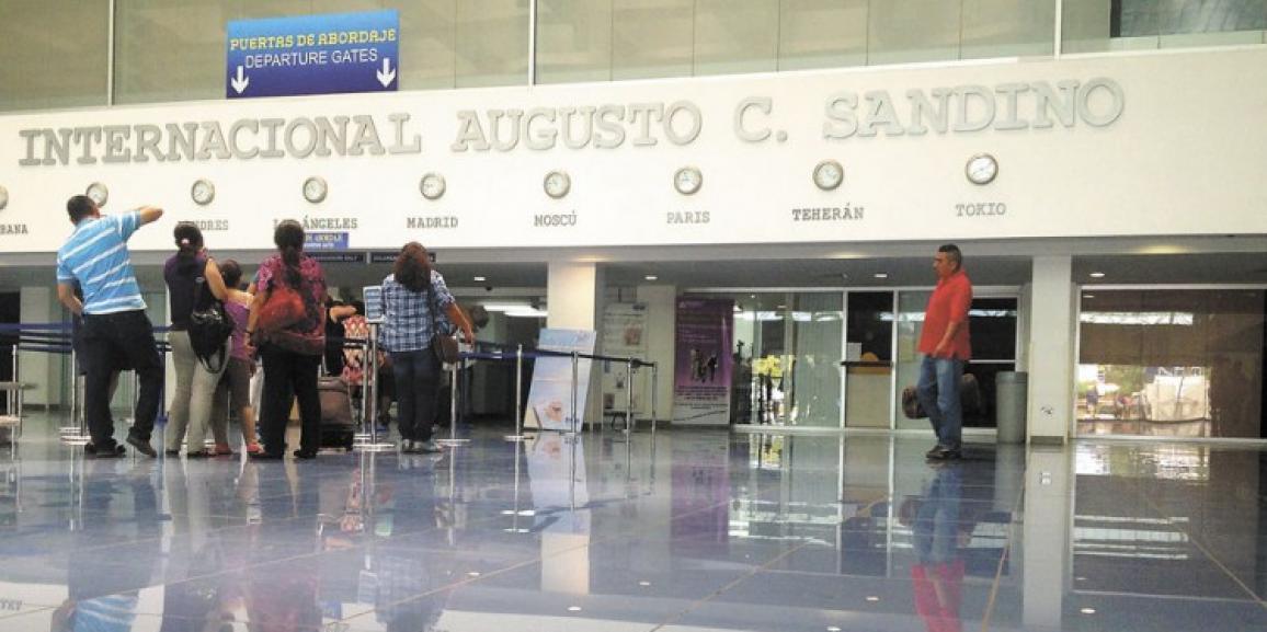 MÁS TURISTAS EXTRANJEROS LLEGAN A NICARAGUA EN AVIÓN