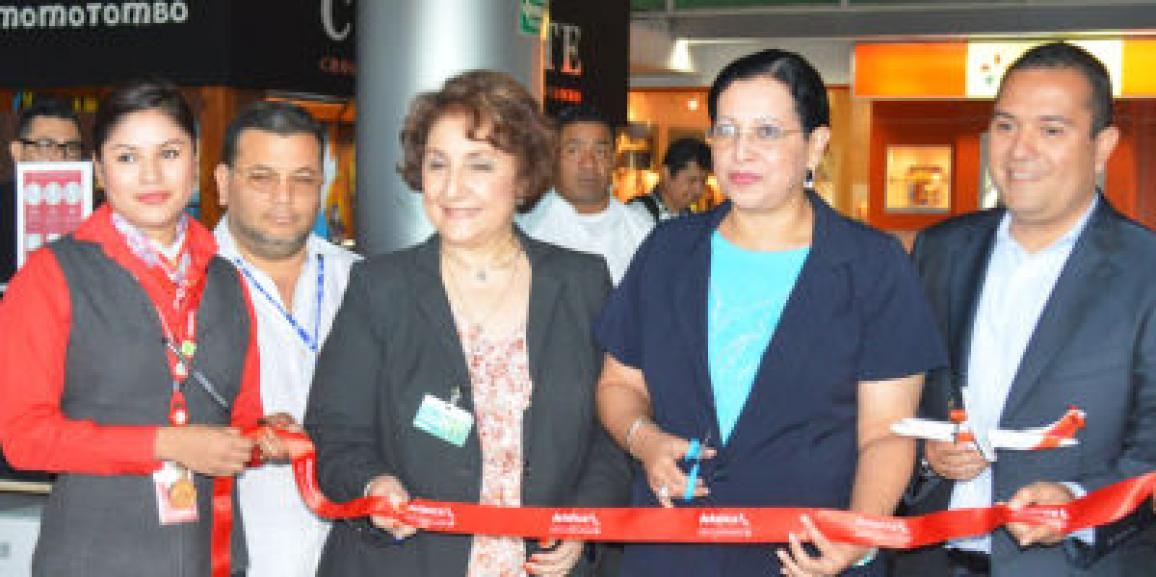 Mejoran Conectividad aérea entre Nicaragua y Guatemala