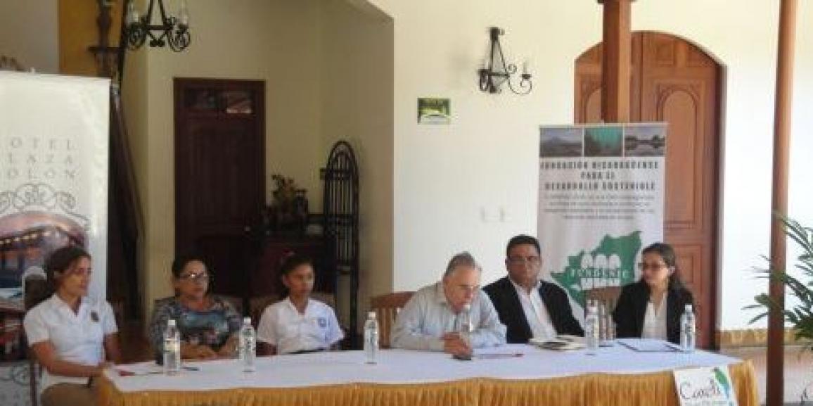 CARELI TOURS NICARAGUA, HOTEL PLAZA COLÓN Y FUNDENIC FIRMAN CONVENIO DE COLABORACIÓN