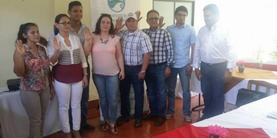 CANATUR Matagalpa elige a la Nueva Junta Directiva 2016-2018