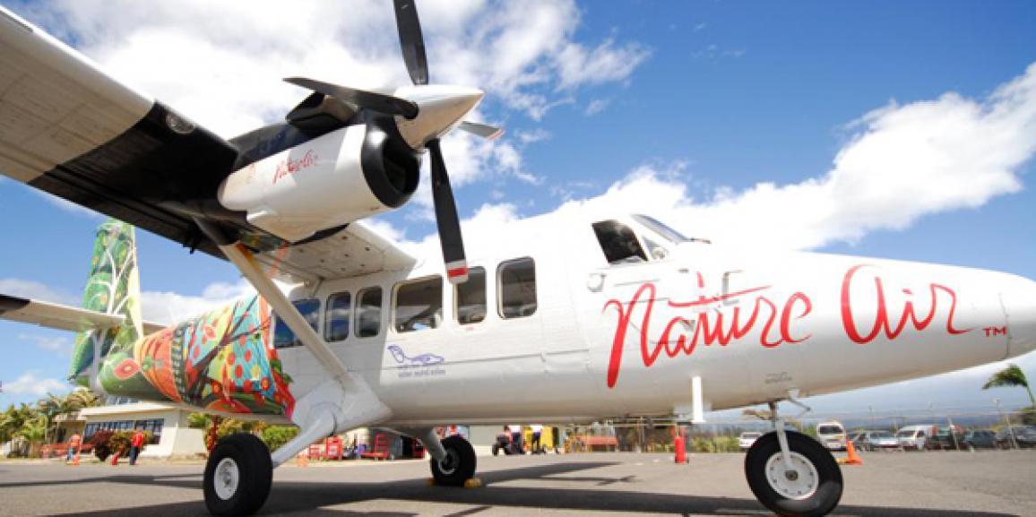 Nature Air lanza Concurso ¡Tu arte en el aire!
