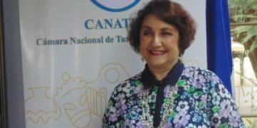 """""""HEMOS POSICIONADO AL PAÍS EN EL MAPA MUNDIAL DE TURISMO"""" ENTREVISTA SYLVIA R. DE LEVY – DIARIO METRO"""