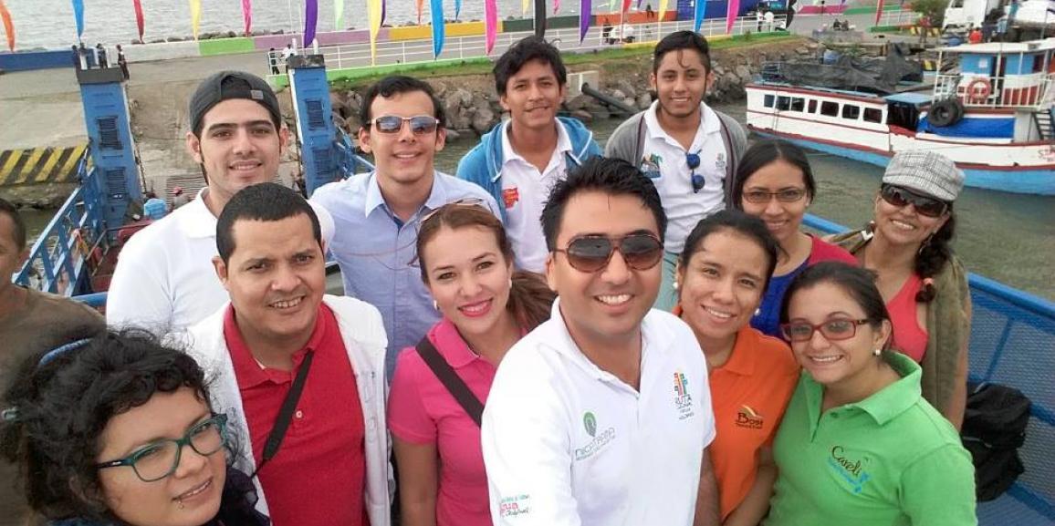 Operadores ANTUR efectúan FAM TRIP en Ometepe