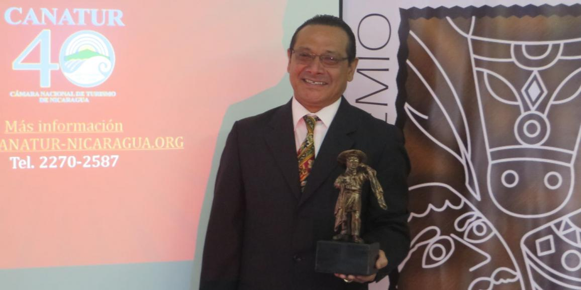 CANATUR convoca a X Edición del  Premio Nacional Güegüense a la Excelencia Turística