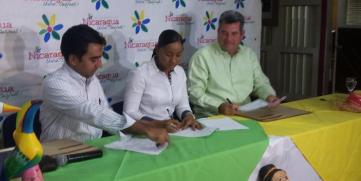 Firma de Convenio ANTUR y Fundación Centro Empresarial Pellas (FCEP)