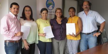 CANATUR firma acuerdo de Colaboración con representantes de las empresas ganadoras del PNGET
