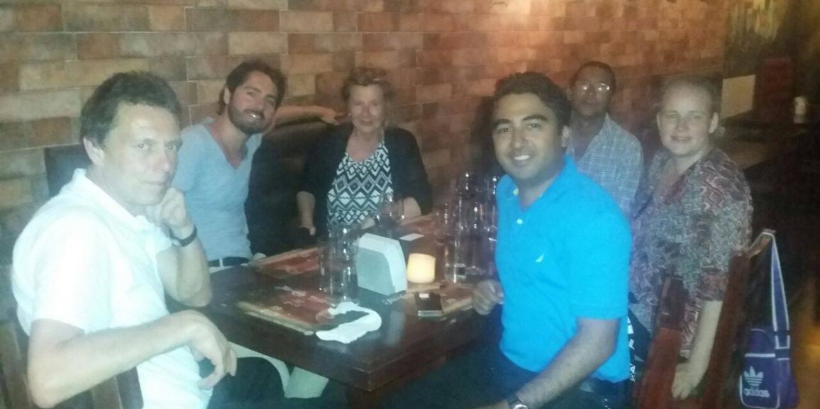 Periodistas de Alemania Visitan Nicaragua