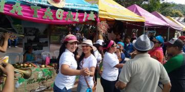 Empresarios del Capitulo Matagalpa – CANATUR Celebran Octubre, Festivo