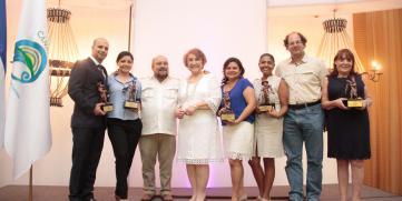 Premio Nacional Güegüense a la Excelencia Turística- Décima Edición