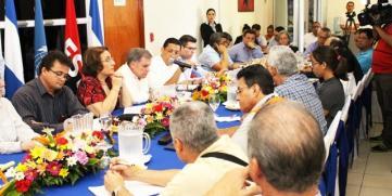 Instituciones fortalecen servicios en Aeropuerto Internacional Augusto C. Sandino