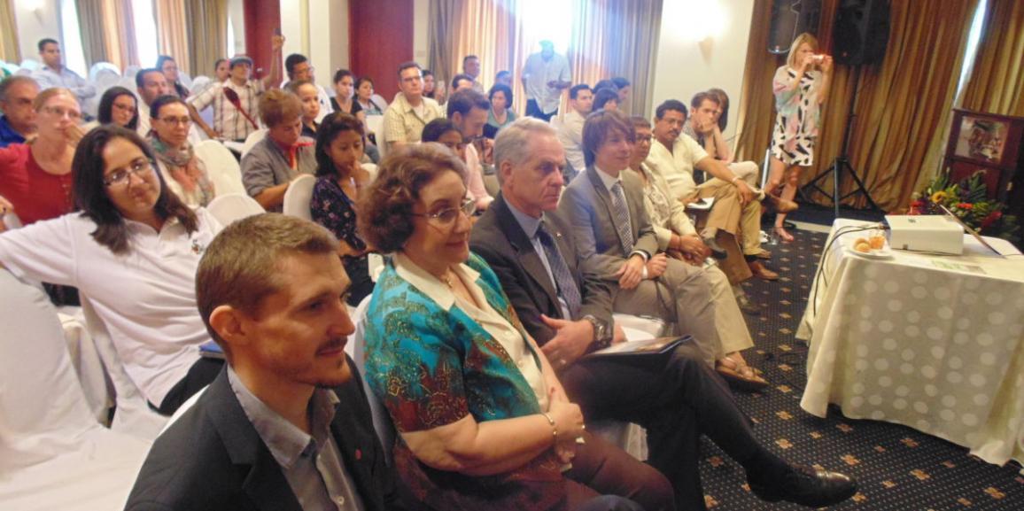 CANATUR, participa en la firma del Memorándum de Entendimiento para el Desarrollo Turístico Sostenible.