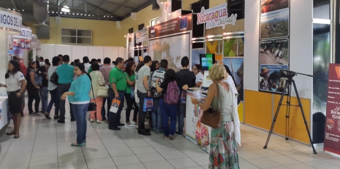 Empresarios turísticos Nicaragüenses presentes en Feria Expo Vacaciones San Salvador